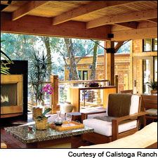 Bill Foley Buys Sizable Share of Napa Valley Hotel Calistoga Ranch   News   News & Features   Wine Spectator