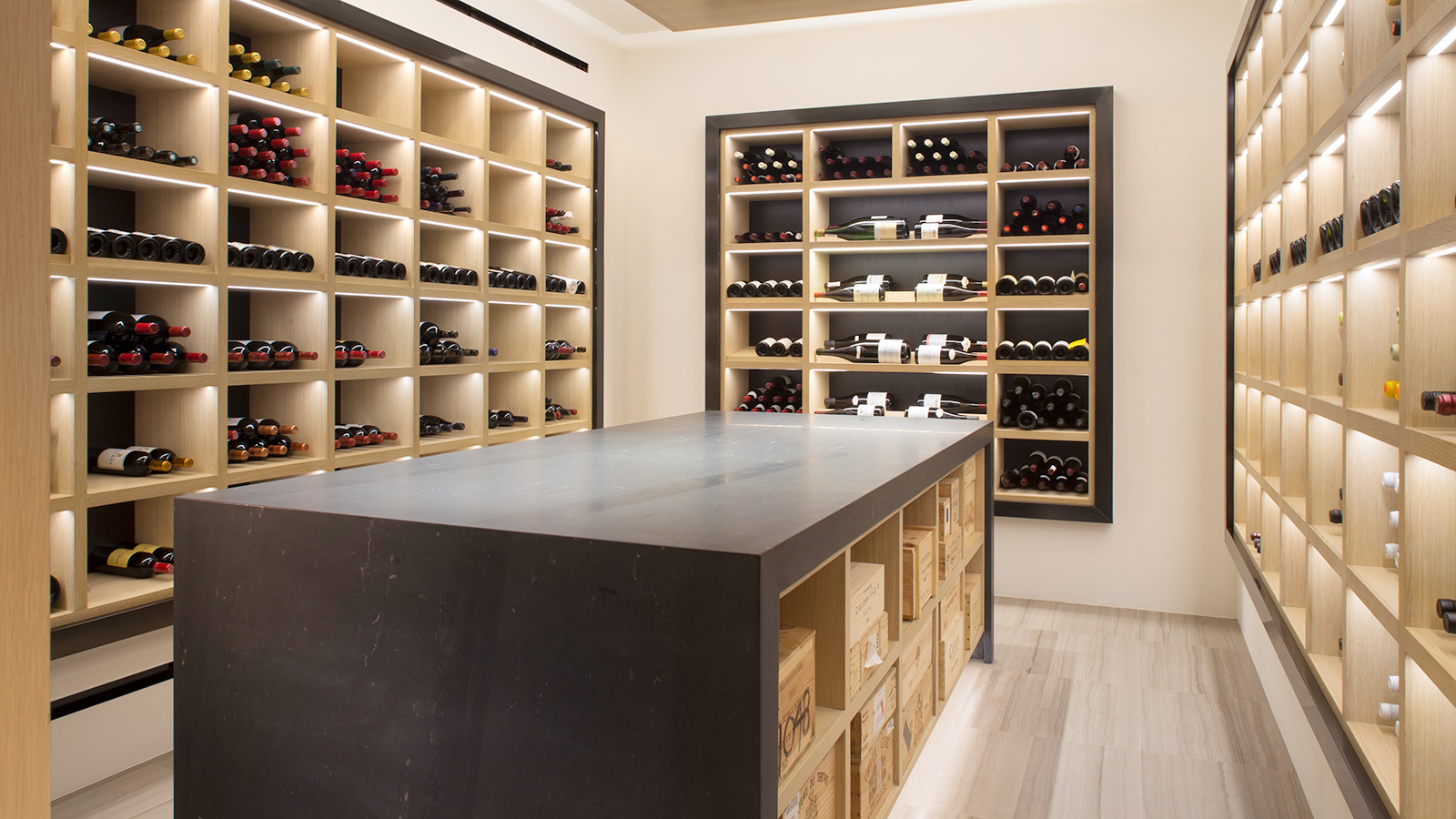 A Cellar Inspired By Little Nell Wines Private Cellars