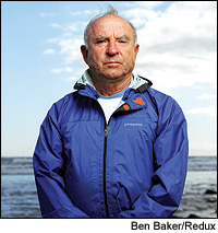 Wine Talk Yvon Chouinard Wine Talk News Amp Features