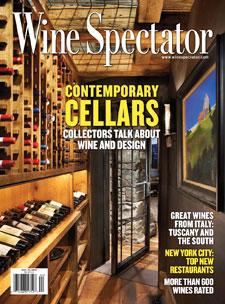 Wine Refrigerator Reviews Wine Spectator issue archive | wine spectator
