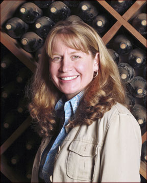 Winemaker Laurie Hook